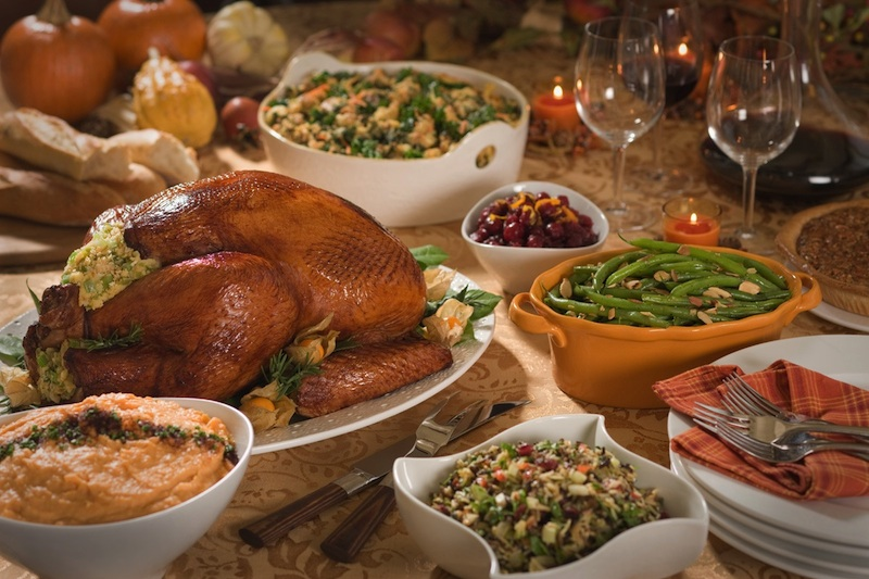 Celebrate Thanksgiving with us