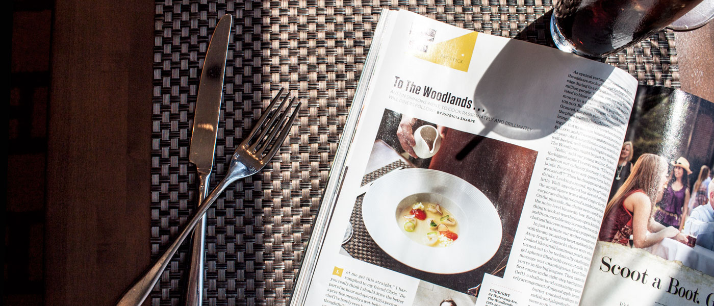 Texas Monthly comes to The Woodlands