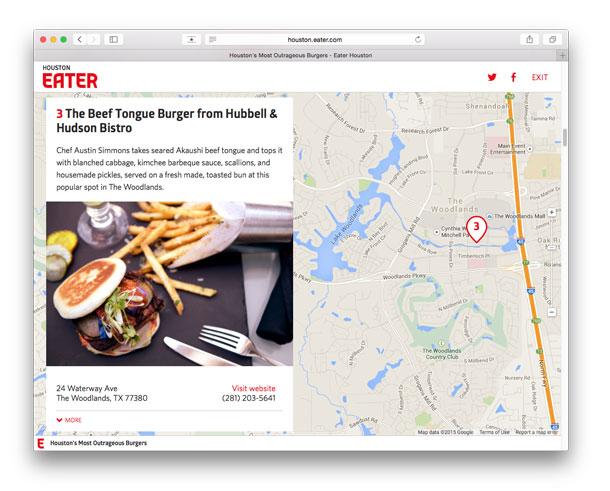 Eater Houston Beef Tongue Burger
