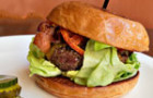 One of Houston's fanciest burgers!