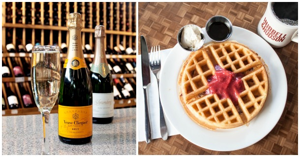 Valentine's Brunch at Hubbell & Hudson