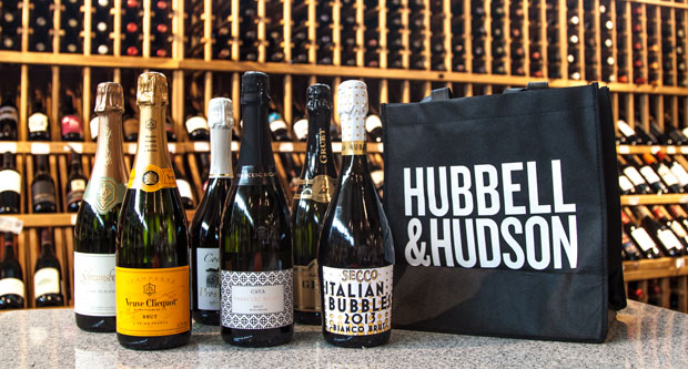 Sparkling Wine Sale at the Kitchen