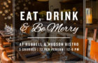 Join us for Christmas at Hubbell & Hudson Bistro