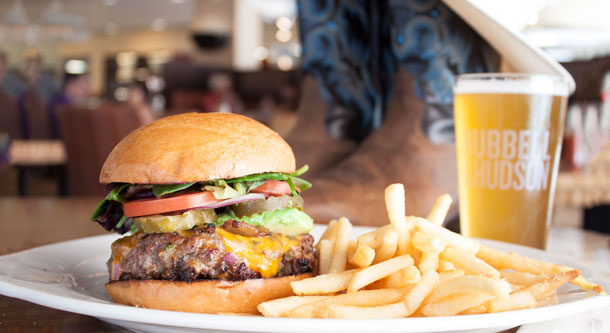 Free Cowboy Burger with your Houston Livestock Show & Rodeo!