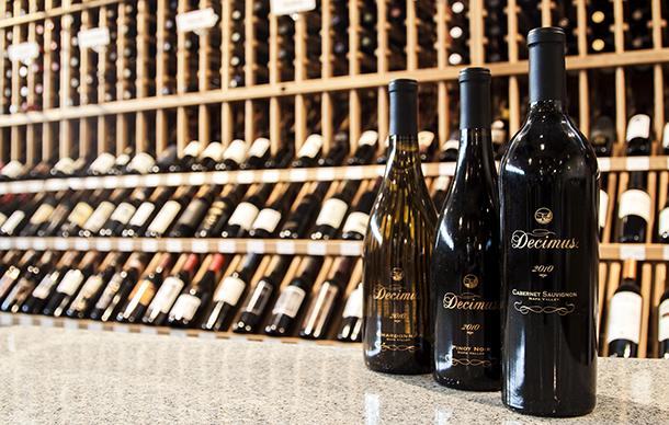 Decimus Wines