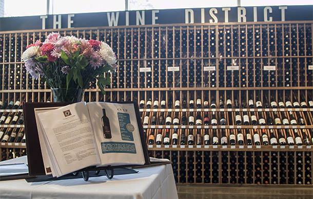 Wine District