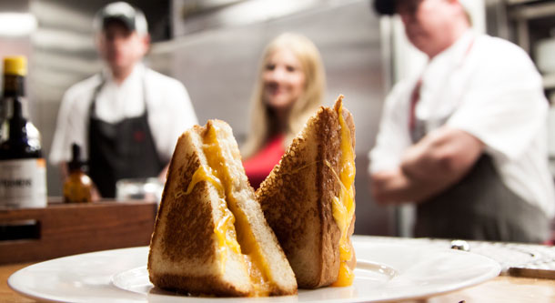 Grilled Cheese ABC 13 News