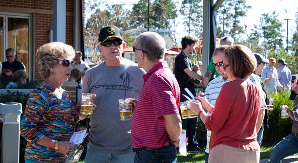 Groundhog Beer Festival at Hubbell & Hudson Kitchen
