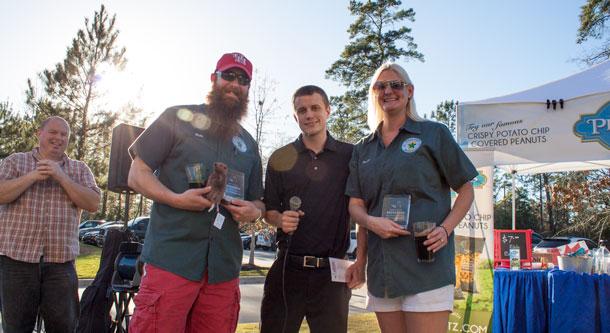 Groundhog Beer Festival winners Lone Pint Brewery