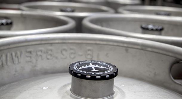 B52 Brewery Kegs