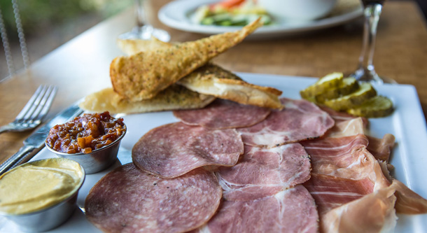 Cured Meat Plate