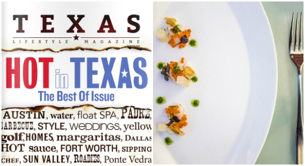 Cureight 'Hot in Texas' by Texas Lifestyle Magazine