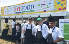 The Art of Food at the Woodlands Waterway Arts Festival